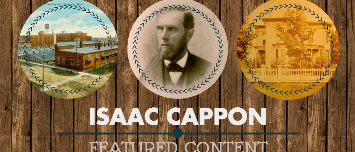 Permalink to: Isaac Cappon