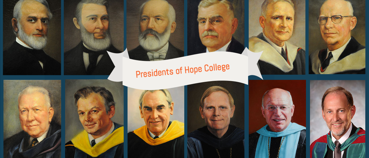 Permalink to: Presidents of Hope College